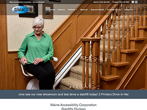 Maine Accessibility - Stairlifts
